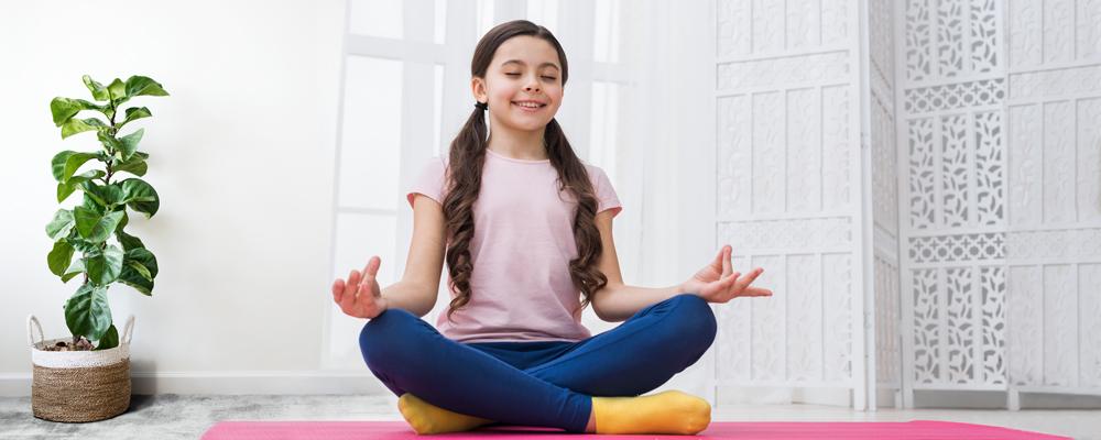5 razones para empezar a meditar a temprana edad